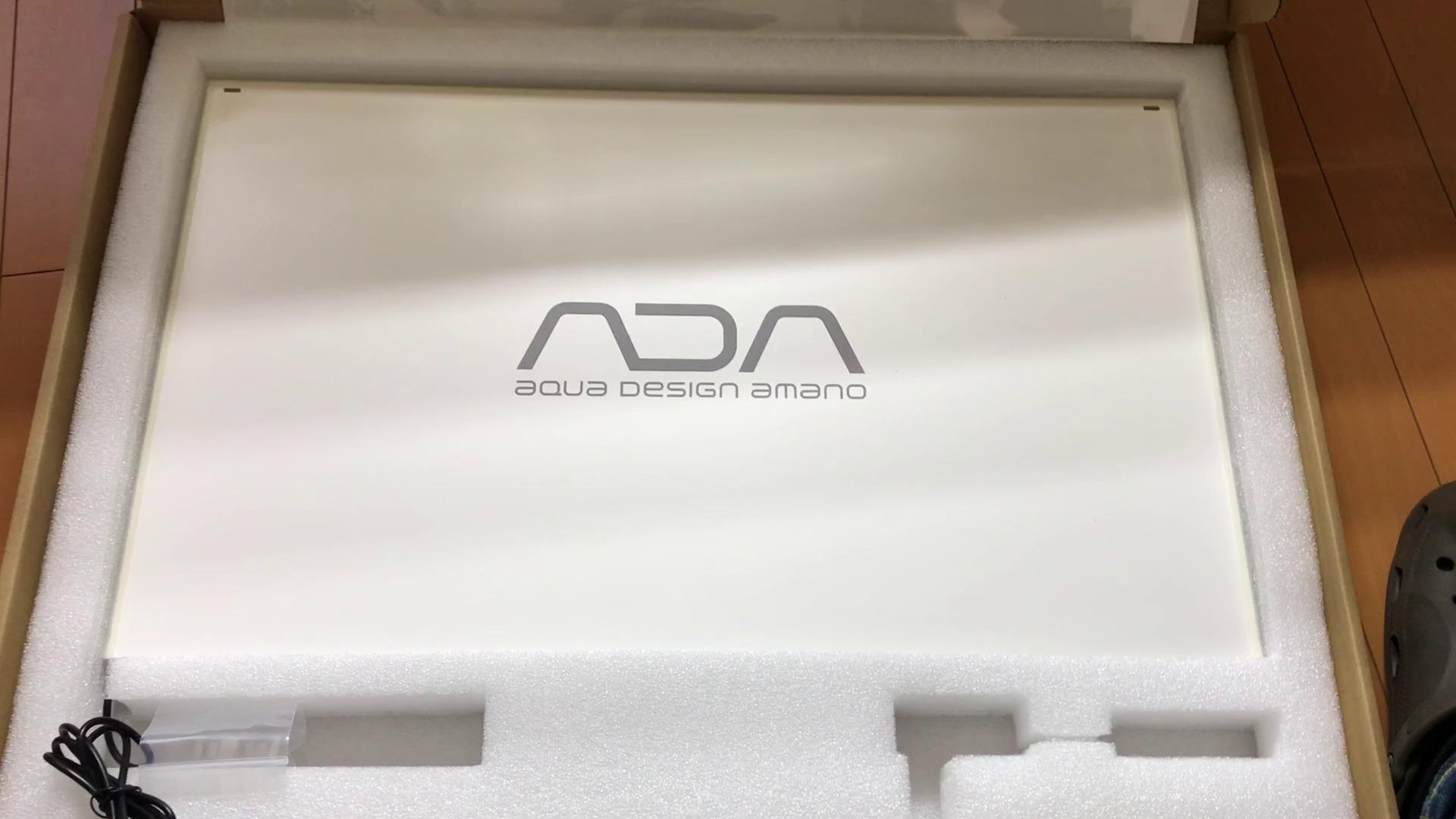ADA ライトスクリーン60用のグラデーションシートについて